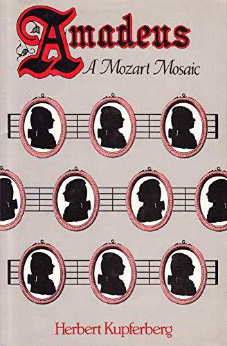 9780860514237: Amadeus: A Mozart Mosaic