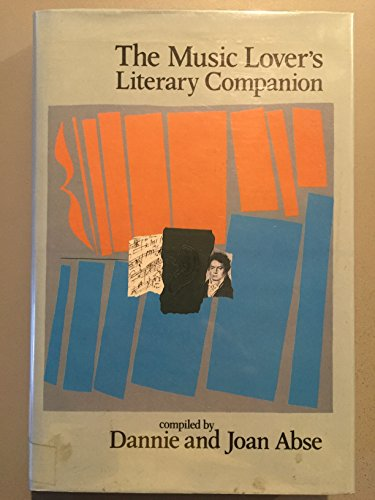 9780860515258: The Music Lover's Literary Companion