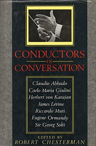 9780860515609: Conductors in Conversation