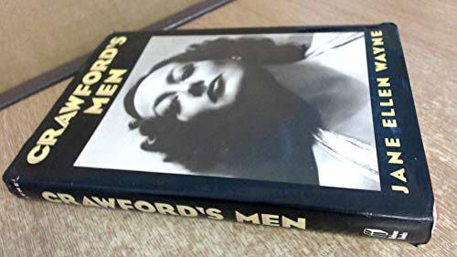 9780860516224: Crawford's Men: Private Life of Joan Crawford