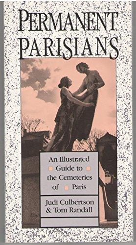 9780860517344: Permanent Parisians: Illustrated Guide to the Cemeteries of Paris