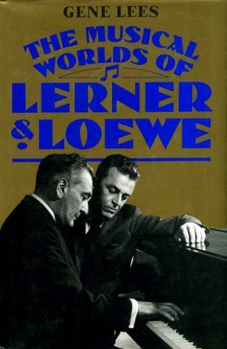 9780860517405: Musical Worlds of Lerner and Loewe