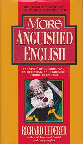 9780860518914: More Anguished English