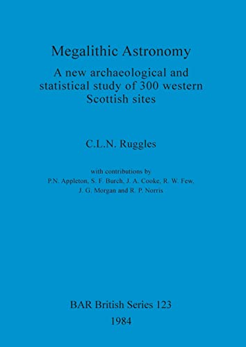 9780860542537: Megalithic Astronomy (pre-int)