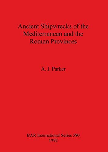 9780860547365: Ancient Shipwrecks of the Mediterranean & the Roman Provinces