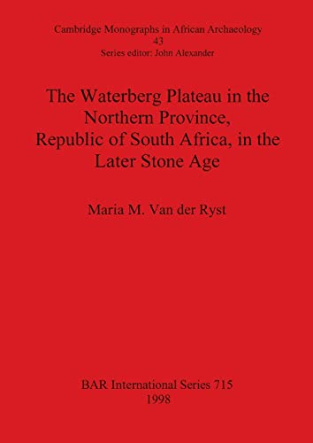9780860548935: The Waterberg Plateau in the Northern