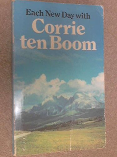9780860650065: Each New Day with Corrie Ten Boom