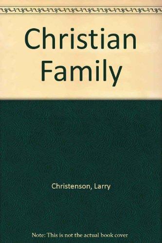 9780860651529: Christian Family