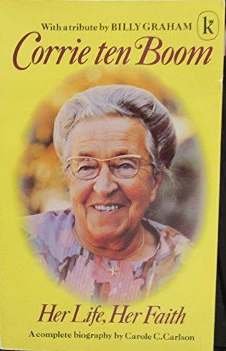 9780860652489: Corrie ten Boom: her life, her faith