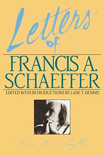 The Letters of Francis Schaeffer. Spiritual Reality in the Personal Christian Life.: Schaeffer, ...