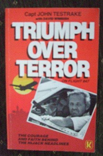 Triumph Over Terror on Flight 847: Testrake, John; Wimbish,