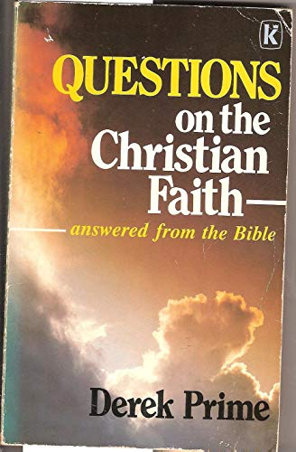 9780860657132: Questions on the Christian Faith Answered from the Bible