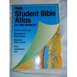 THE STUDENT BIBLE ATLAS (9780860658191) by [???]