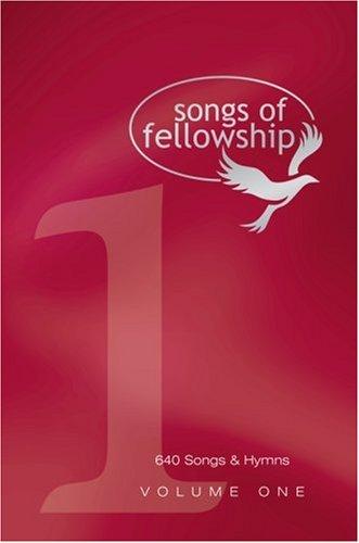 9780860659358: Songs of Fellowship, Vol. 1 (Music Edition)