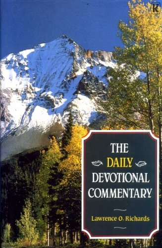 9780860659464: Daily Devotional Commentary