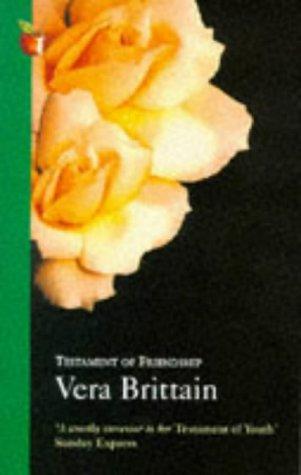 9780860681502: Testament of Friendship