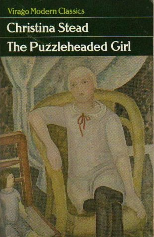 The Puzzlehead Girl (VMC) (0860681785) by Christina Stead