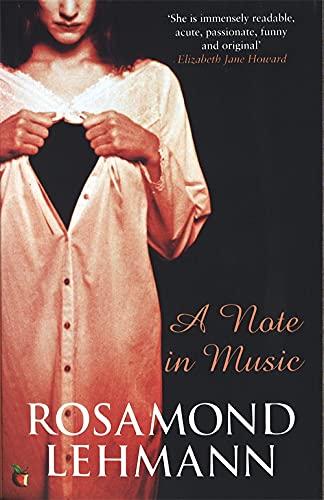 9780860682486: A Note in Music (Virago Modern Classics)