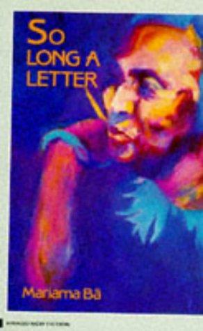 9780860682967: So Long A Letter