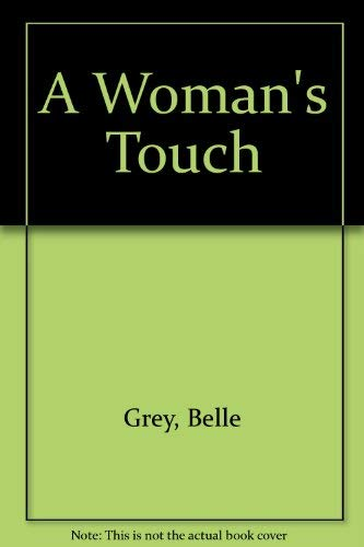 9780860683391: A Woman's Touch