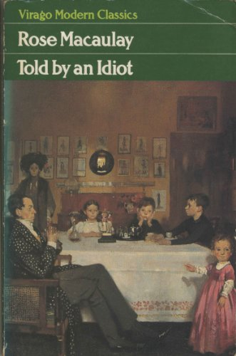 9780860683438: Told by an idiot