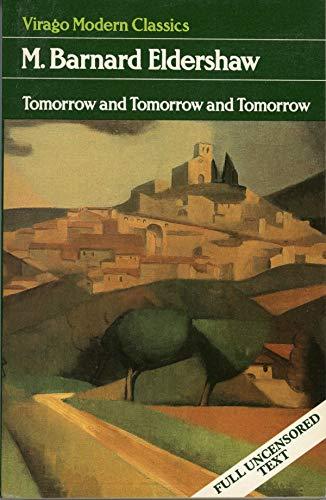 9780860683834: Tomorrow and Tomorrow and Tomorrow (VMC)