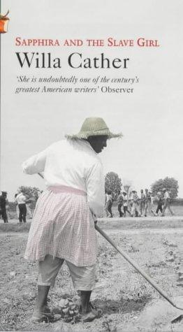9780860685074: Sapphira And The Slave Girl (Virago Modern Classics)