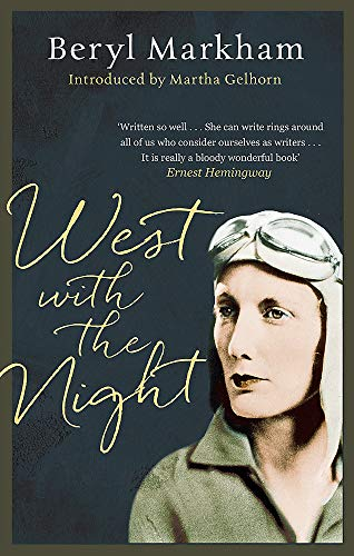 9780860685418: West With the Night (Virago Travellers)