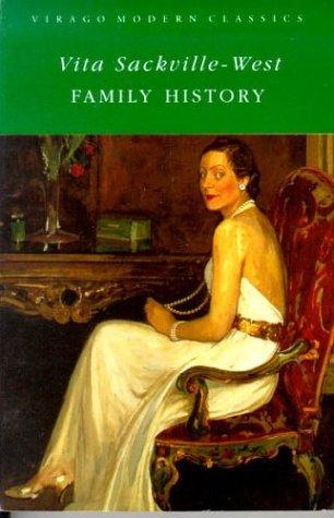 Family History: Vita Sackville-West; Victoria Glendinning