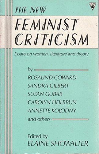9780860687276: New Feminist Criticism