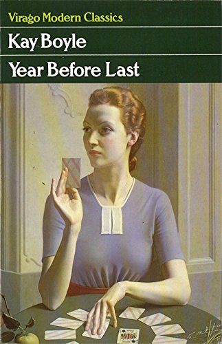 9780860687528: Year Before Last (VMC)