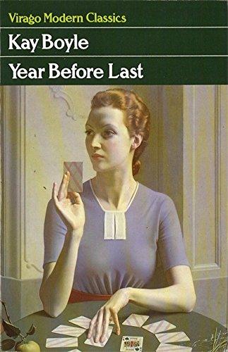 9780860687528: Year Before Last (VMC)