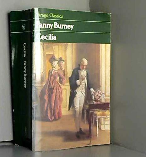 9780860687757: Cecilia, or Memoirs of an Heiress (Virago Modern Classics)