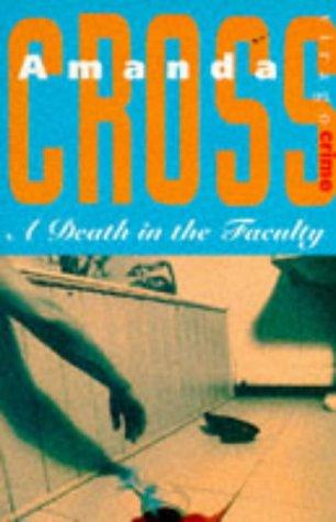 A Death in the Faculty: Cross, Amanda