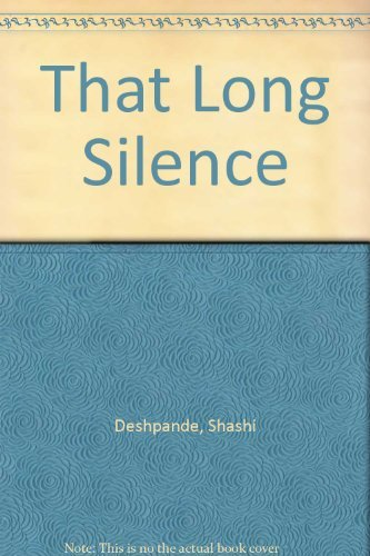 9780860689522: That Long Silence
