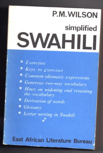 9780860700081: Simplified Swahili