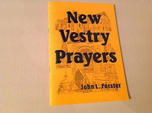 9780860715276: New Vestry Prayers