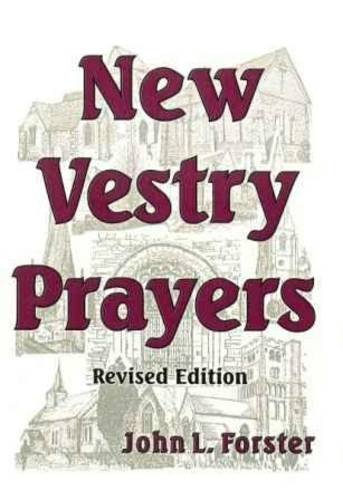 9780860715610: New Vestry Prayers