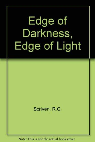 9780860720294: Edge of Darkness, Edge of Light