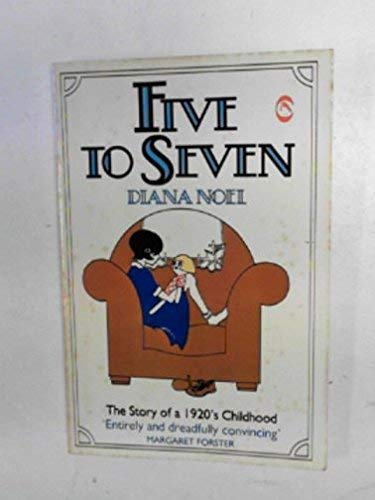 9780860720324: Five to Seven: The Story of a 1920's Childhood