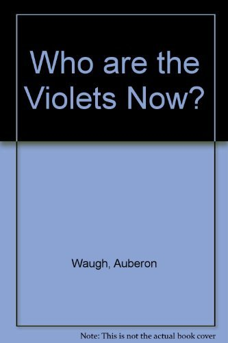 9780860720911: Who Are the Violets Now