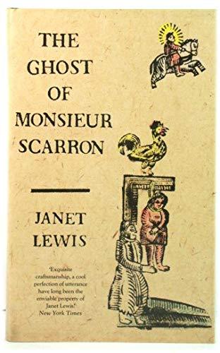 9780860720935: Ghost of Monsieur Scarron