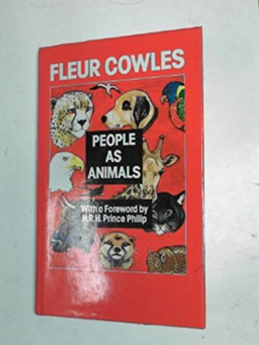 People As Animals: Cowles, Fleur