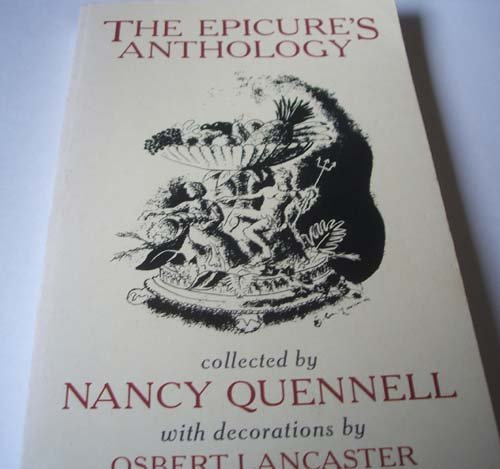 The Epicure's Anthology: Quennell Nancy