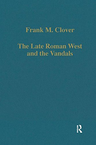 9780860783541: The Late Roman West and the Vandals (Variorum Collected Studies)