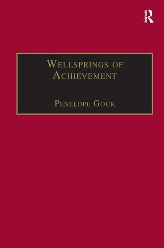 9780860784654: Wellsprings of Achievement: Cultural and Economic Dynamics in Early Modern England and Japan