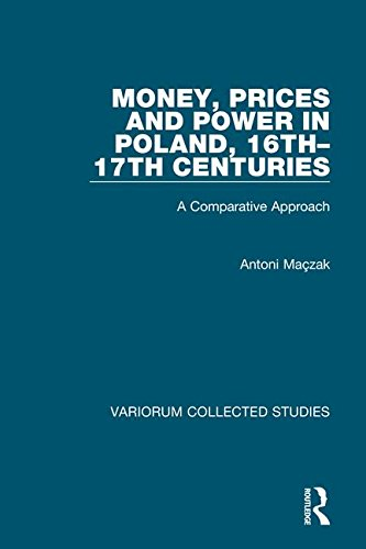 9780860784784: Money, Prices and Power in Poland, 16th–17th Centuries: A Comparative Approach (Variorum Collected Studies)