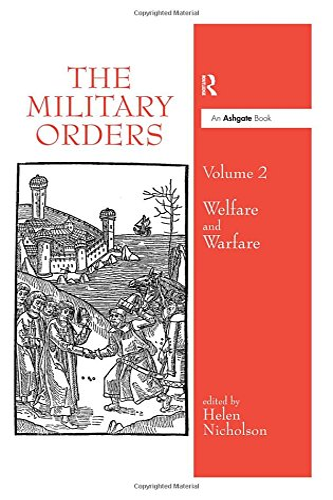 9780860786795: The Military Orders: Welfare and Warfare: 2