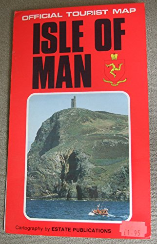 9780860843535: Isle of Man (Official Tourist Map)