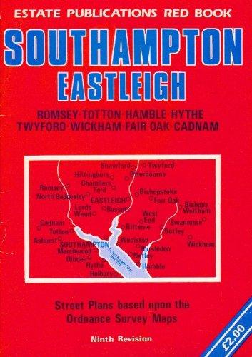 9780860843900: Southampton, Eastleigh Street Atlas